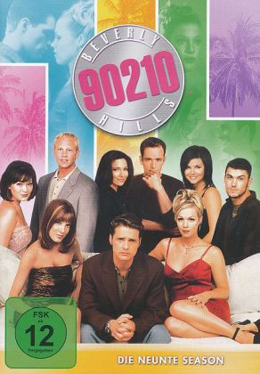 Beverly Hills, 90210. Season.09, 6 DVDs | Dodax.com