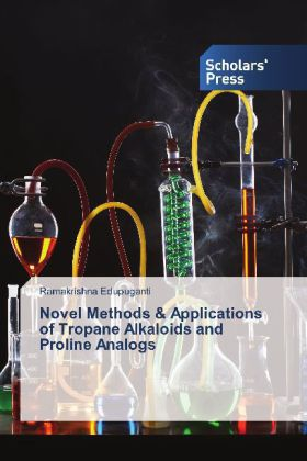 Novel Methods & Applications of Tropane Alkaloids and Proline Analogs | Dodax.de