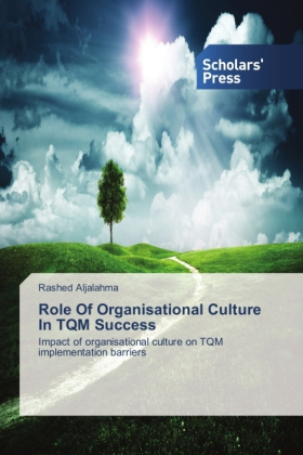 Role Of Organisational Culture In TQM Success | Dodax.pl