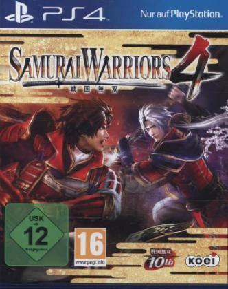 Samurai Warriors 4 - PS4 | Dodax.ch