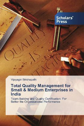 Total Quality Management for Small & Medium Enterprises in India | Dodax.pl