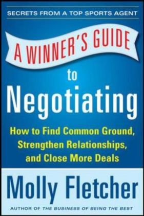 A Winner's Guide to Negotiating: How Conversation Gets Deals Done | Dodax.pl