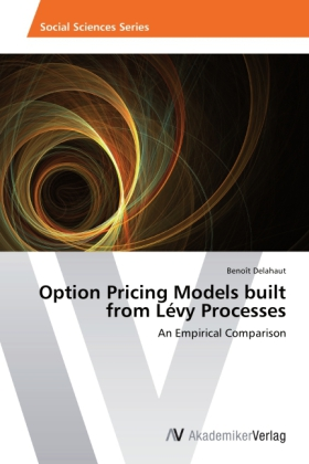 Option Pricing Models built from Lévy Processes | Dodax.pl