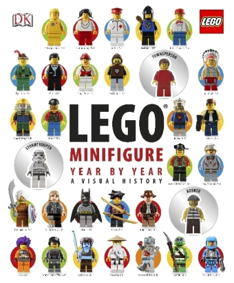 LEGO Minifigure Year by Year a Visual History | Dodax.pl