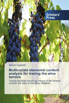 Multivariate elemental content analysis for tracing the wine terroirs | Dodax.de