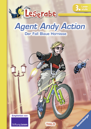 Agent Andy Action - Der Fall Blaue Hornisse | Dodax.ch