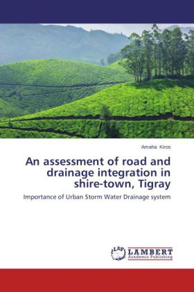 An assessment of road and drainage integration in shire-town, Tigray | Dodax.ch