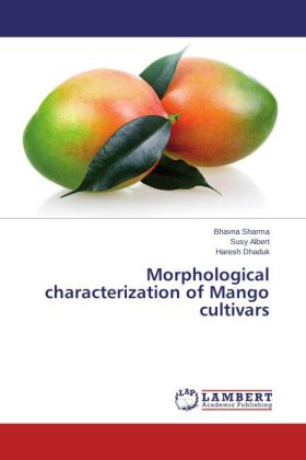 Morphological characterization of Mango cultivars | Dodax.de
