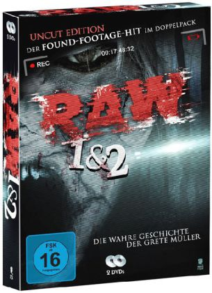 Raw 1&2 Collection, 2 DVDs | Dodax.co.uk