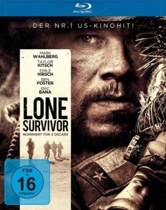 Lone Survivor, 1 Blu-ray | Dodax.co.uk