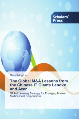The Global M&A Lessons from the Chinese IT Giants Lenovo and Acer | Dodax.pl