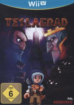Teslagrad German Edition - Wii U | Dodax.at