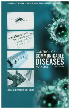 Control of Communicable Diseases Manual | Dodax.pl