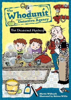 The Whodunit Detective Agency - The Diamond Mystery | Dodax.ch