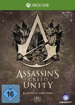 Assassin's Creed Unity (Bastille Edition) - Xbox One | Dodax.fr