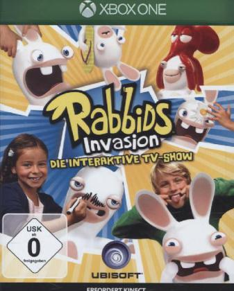 Rabbids Invasion: Die interaktive TV-Show -  Xbox One | Dodax.at