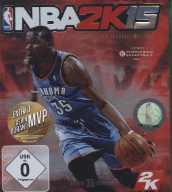 NBA 2K15 - Xbox One | Dodax.at