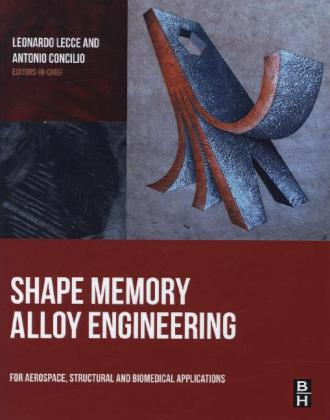 Shape Memory Alloy Engineering | Dodax.ch