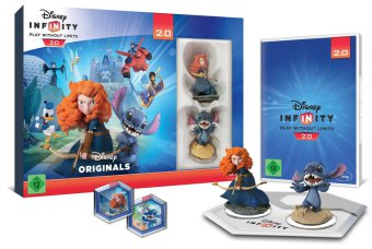 Disney Infinity 2.0 (Toybox Combo-Set: Merida+Stitch) - PS4 | Dodax.at