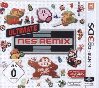 Ultimate NES Remix - 3DS | Dodax.co.uk