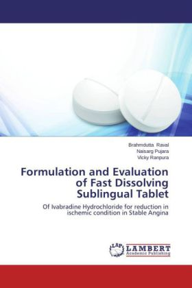 Formulation and Evaluation of Fast Dissolving Sublingual Tablet | Dodax.ch