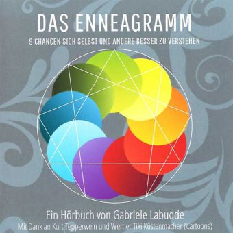 Das Enneagramm, 7 Audio-CDs + Buch | Dodax.at
