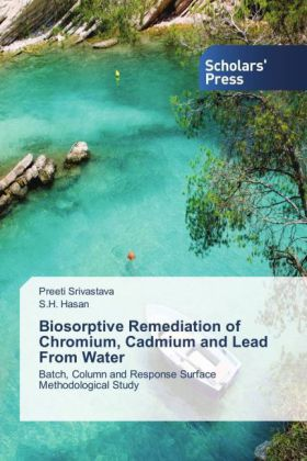 Biosorptive Remediation of Chromium, Cadmium and Lead From Water | Dodax.pl
