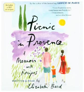 Picnic in Provence, 7 Audio-CDs | Dodax.ch