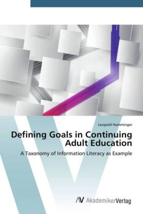 Defining Goals in Continuing Adult Education | Dodax.de