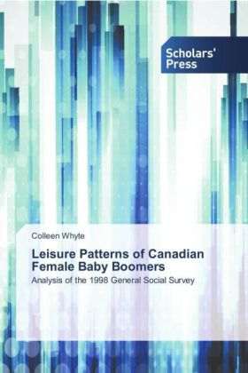 Leisure Patterns of Canadian Female Baby Boomers | Dodax.de