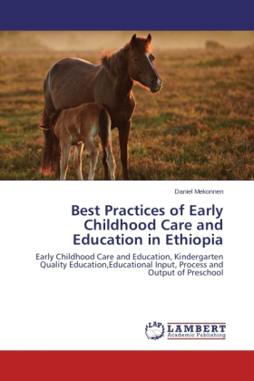 Best Practices of Early Childhood Care and Education in Ethiopia | Dodax.pl