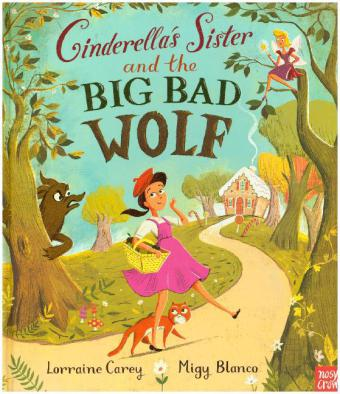Cinderella's Sister And The Big Bad Wolf | Dodax.de