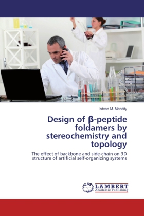 Design of -peptide foldamers by stereochemistry and topology | Dodax.at