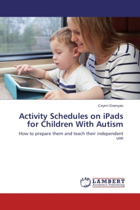Activity Schedules on iPads for Children With Autism   Dodax.pl