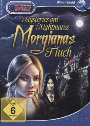 Mysteries and Nightmares - Morgianas Fluch, DVD-ROM | Dodax.at