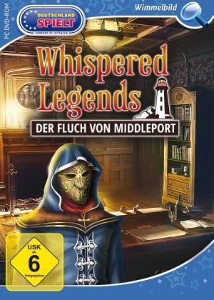 Whispered Legends - Der Fluch von Middleport, 1 DVD-ROM | Dodax.ch