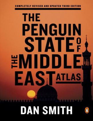The Penguin State of the Middle East Atlas | Dodax.de