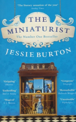 The Miniaturist | Dodax.co.uk
