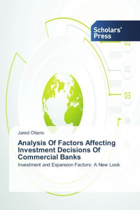 Analysis Of Factors Affecting Investment Decisions Of Commercial Banks | Dodax.de