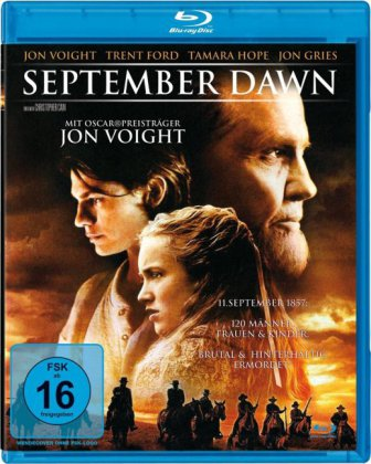 September Dawn, 1 Blu-ray | Dodax.at