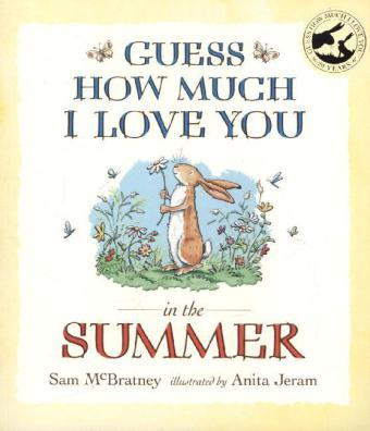 Guess How Much I Love You in the Summer | Dodax.ch
