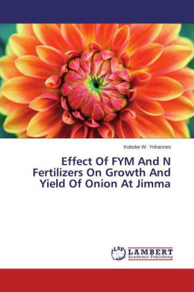 Effect Of FYM And N Fertilizers On Growth And Yield Of Onion At Jimma   Dodax.ch