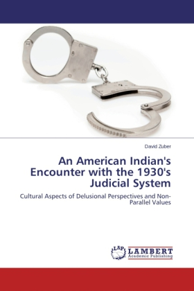 An American Indian's Encounter with the 1930's Judicial System   Dodax.pl