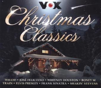 Vox - Christmas Classics, 3 Audio-CDs | Dodax.ch