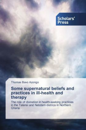 Some supernatural beliefs and practices in ill-health and therapy   Dodax.pl