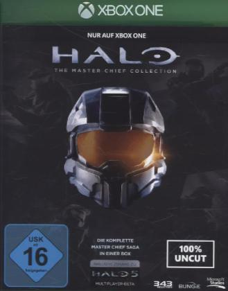 Halo: The Master Chief Collection - Xbox One | Dodax.fr