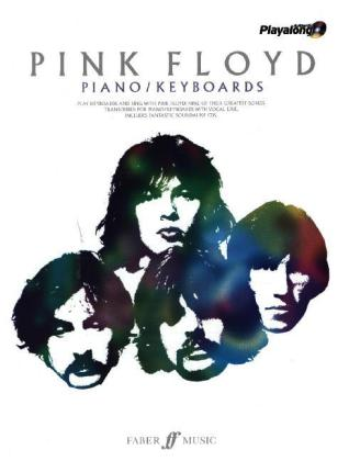 Pink Floyd Authentic Piano / Keyboards, w. 2 Audio-CDs | Dodax.it