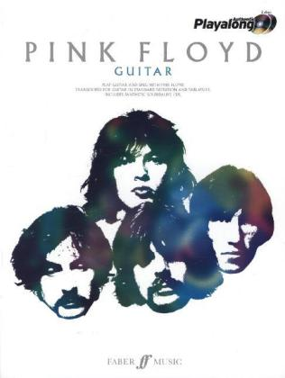 Pink Floyd Authentic Guitar, w. Audio-CD | Dodax.co.jp