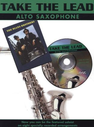 Take the Lead, The Blues Brothers, alto saxophone, w. Audio-CD | Dodax.ch