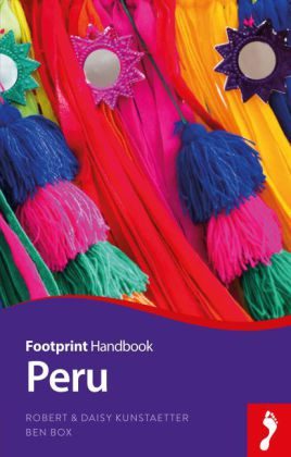 Footprint Handbook Peru | Dodax.at